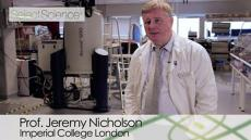 Prof. Jeremy Nicholson of Imperial College London Introduces the New MRC-NIHR Phenome Centre