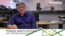 Prof. Jeremy Nicholson Discusses Advancements in Personalized Medicine