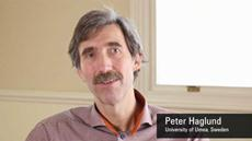 Peter Haglund on Detection of Persistent Environmental Pollutants and Emerging Contaminants