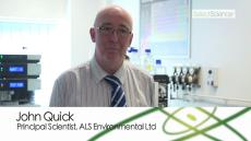 John Quick Explores the Value of Detecting Environmental Pollutants in Surface Water