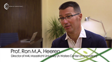 Ron M.A. Heeren on the Use of Advanced Molecular Imaging Technologies for Translational Research