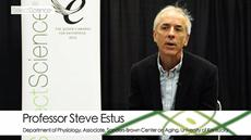 Professor Steve Estus Describes Research Identifying Genetic Risk Factors in Alzheimer's Disease