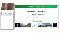Top Tips on How to Manage a Core Facility