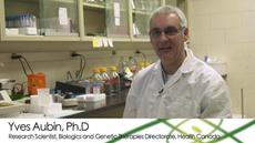 Yves Aubin Explores the Application of  NMR in the Regulation of Biologics Products